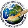 Marijampolės Rimanto Stankevičiaus pagrindinė Mokykla logotyp