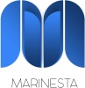 Marinesta, MB logotyp
