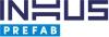 INHUS Prefab, UAB logotipas