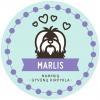 "Naminių gyvūnų kirpykla ""Marlis"", MB logotyp"