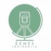 Matininko - Geodezininko Šarūno Šimonėlio individuali veikla logotipas