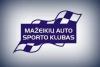 Mažeikių auto sporto klubas logotype