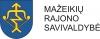 Mažeikių rajono savivaldybės administracija logotipas