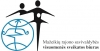 Mažeikių rajono savivaldybės visuomenės sveikatos biuras logotipas
