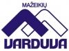 """""""Mažeikių Varduva"""" filialas Varduvos statyba, UAB logotipas"""