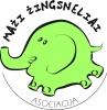 """Asociacija """"Maži žingsneliai"""" logotyp"""