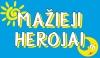 Mažieji herojai, MB logotipas
