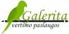 "MB ""Galerita"" vilniaus padalinys logotipas"