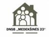 Medekšinės 23, DNSB logotipas