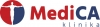 "UAB ""MediCA klinika"" logotipas"