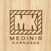Medinis karkasas, MB logotype