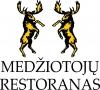 Medžiotojų restoranas, UAB logotype