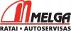 Melga, UAB 标志