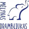 Mėlynas drambliukas, MB logotipo