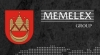 Memelex, MB logotipas