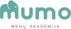 """Menų akademija """"MuMo"""" logotyp"""