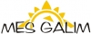 """KLUBAS """"MES GALIM"""" logotyp"""