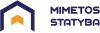 Mimetos statyba, UAB logotype