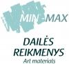 Min-Max, UAB logotipas