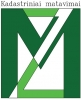 Pakruojo matininkas Mindaugas Zinkevičius IV logotipas