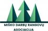 Miško darbų rangovų asociacija logotipas