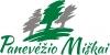 Panevėžio miškai, UAB logotype