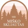 """MB """"Miško skliautas"""" 标志"""
