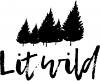 Miško takeliais, MB logotipo