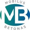 Mobilus betonas, UAB logotipas