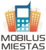 """UAB """"MOBILUS MIESTAS"""" logotipas"""