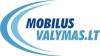 Mobilus valymas, MB logotype