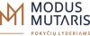 Modus Mutaris, UAB logotype