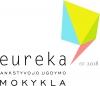 """Mokykla """"Eureka"""", UAB logotype"""