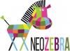 """Mokymo centras """"NeoZebra"""", VšĮ logotipas"""