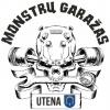 Monstrų garažas, MB logotipo