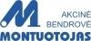 """AB """"MONTUOTOJAS"""" filialas - gamybinė komercinė firma Vilniuje logotipas"""