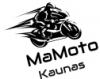 Motociklas, MB logotipas