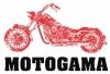 Motogama, UAB logotyp