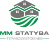 MM Statyba, UAB logotipas