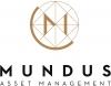 """""""Mundus"""", turto valdymo bendrovė, UAB logotipas"""