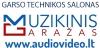 Muzikinis garažas, D. Kubiliaus firma logotipas
