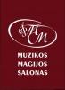 Muzikos magijos salonas, UAB logotipas