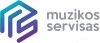 Muzikos servisas, UAB logotipas