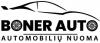 BonerAuto automobilių nuoma logotipo