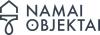 Namai ir objektai, UAB logotipas