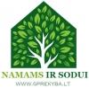 Namams ir Sodui, MB logotype