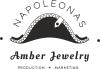 """Astijaus Jasaičio gintaro dirbinių įmonė """"Napoleonas"""" logotipas"""