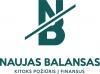 Naujas balansas, MB logotipas