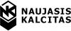 Naujasis kalcitas, AB логотип