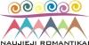 """UAB """"Naujieji romantikai"""" logotype"""
